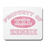 Property of Kenzie Mousepad