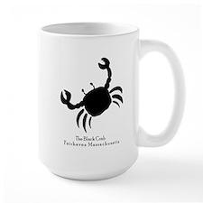 The Black Crab Mug