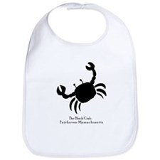The Black Crab Bib