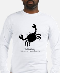 The Black Crab Long Sleeve T-Shirt