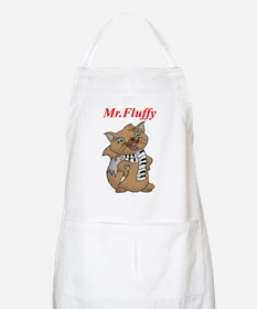 Mr.Fluffy BBQ Apron