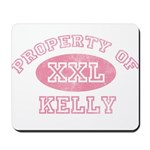 Property of Kelly Mousepad