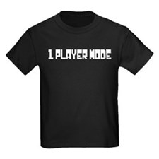 1 PLAYER MODE T