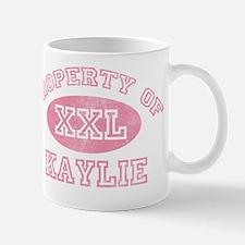Property of Kaylie Mug