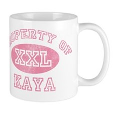 Property of Kaya Mug