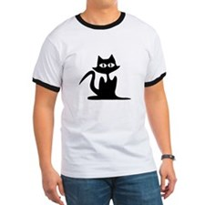 Halloween Cat T