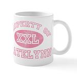 Property of Katelynn Mug