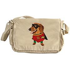 Batdogs Sidekick Messenger Bag