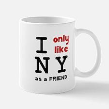 I Like NY Mug