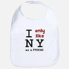 I Like NY Bib