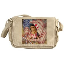 Love It Doxie Messenger Bag