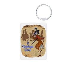 Tiny Tim on Bob Cratchit's Sh Keychains