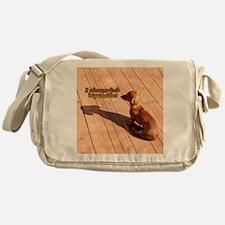 Big Inside Messenger Bag