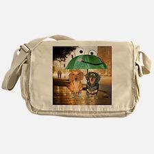 Rainy Messenger Bag