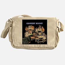 Comedy Messenger Bag