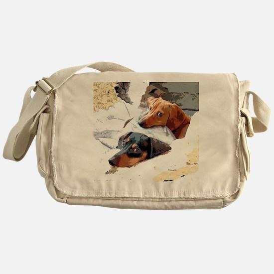 Naptime Messenger Bag