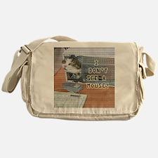 No Mouse Messenger Bag