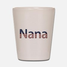 Nana Stars and Stripes Shot Glass