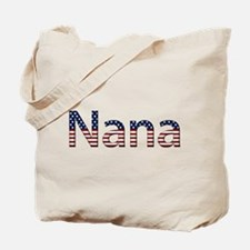 Nana Stars and Stripes Tote Bag