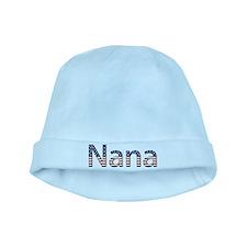 Nana Stars and Stripes baby hat