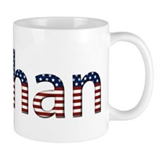 Nathan Stars and Stripes Mug