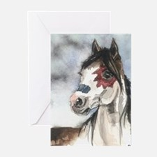 """""""Painted Pony"""" Greeting Cards (Pk of 10)"""