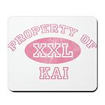 Property of Kai Mousepad