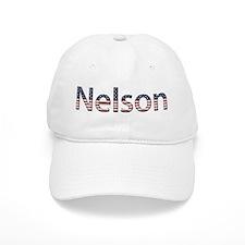 Nelson Stars and Stripes Baseball Cap