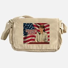 Country First Messenger Bag