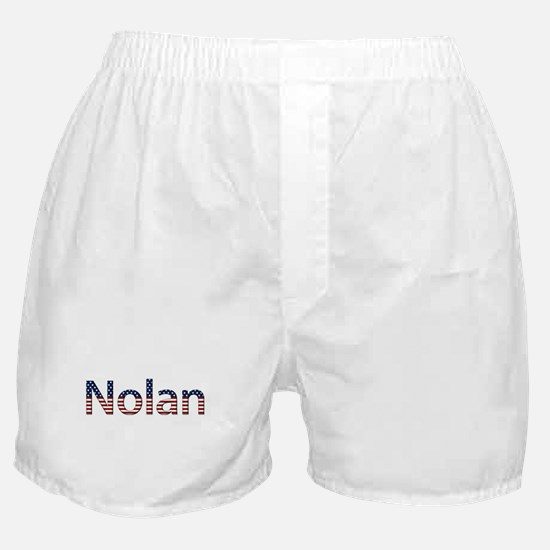 Nolan Stars and Stripes Boxer Shorts