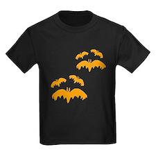 Spooky Flying Bats T