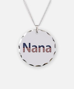 Nana Stars and Stripes Necklace