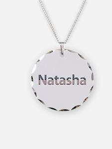 Natasha Stars and Stripes Necklace