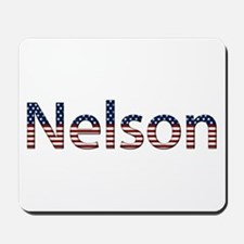 Nelson Stars and Stripes Mousepad