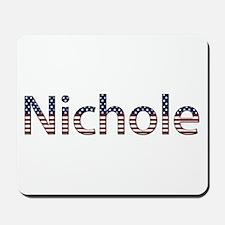 Nichole Stars and Stripes Mousepad