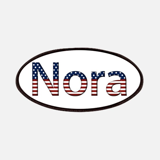 Nora Stars and Stripes Patch