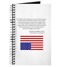 4th Amendment & Upside Down Flag Journal