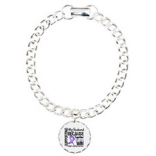Support Husband Hodgkins Bracelet