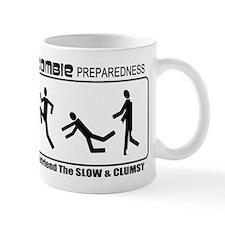 Zombie Prepared SLOW Small Mug