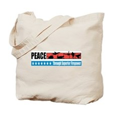 Superior Firepower Tote Bag
