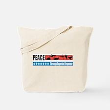 Superior Firepower Tote Bag