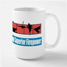 Superior Firepower Large Mug