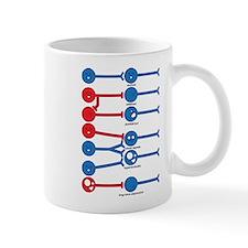 The Many Moods of a Neuron Mug