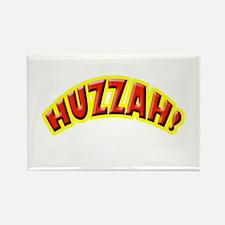 HUZZAH! Rectangle Magnet