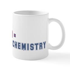 Addicted to Chemistry Mug