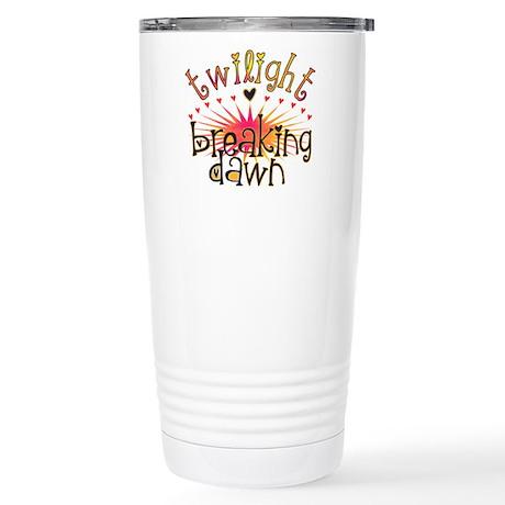 Breaking Dawn Stainless Steel Travel Mug