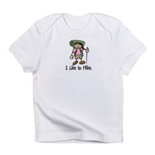 Hike Smoky Mtns, TN (Girl) Infant T-Shirt