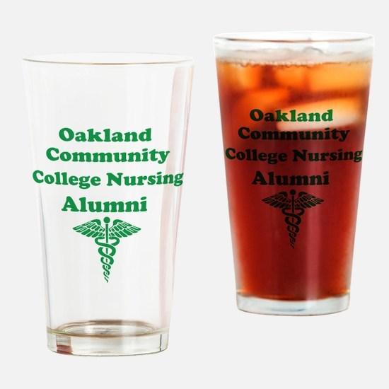 Alumni Drinking Glass
