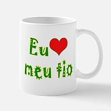 I Love Uncle (Port/Brasil) Mug