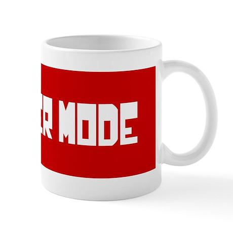 2 PLAYER MODE Mug